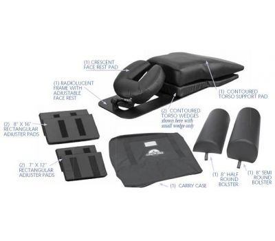 Oakworks Spinal Positioning System and Pain Management Package  OW-SPS