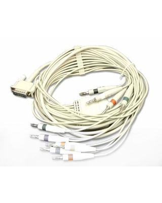 Bionet 10 Lead ECG Patient Cable for ECGs
