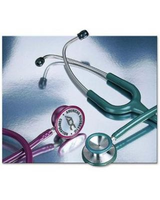 ADC Adscope 603 Stainless Steel Cardiology Stethoscope