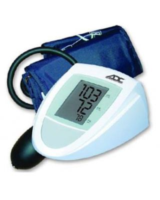 ADC Advantage Semi Automatic Blood Pressure Monitor, 6012