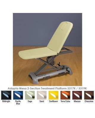 Chattanooga Adapta Mesa 2-Section Treatment Table