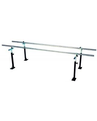 Armedica 10' Floor Mount Parallel Bars, 400lbs, AM-712