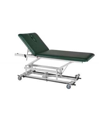 "Armedica 2 Section Bariatric 34"" Wide Hi Lo Treatment Table AM-BA234"