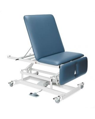 """Armedica 3 Section 36"""" Wide Bariatric Hi Lo Treatment Table AM-368"""