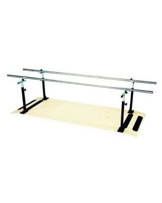 Armedica Platform Mounted Parallel Bars 10' 400lbs AM-710