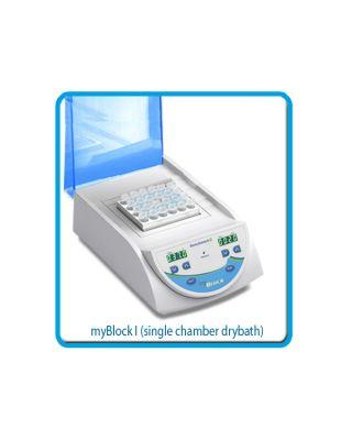 Benchmark Sci. myBlock I Digital Dry Bath Single Chamber, BSH5001-1B