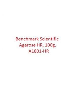 Benchmark Scientific Agarose HR, 100g, A1801-HR