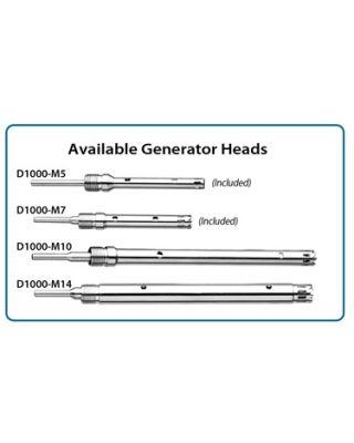 Benchmark Scientific Optional Generator, D1000-M10