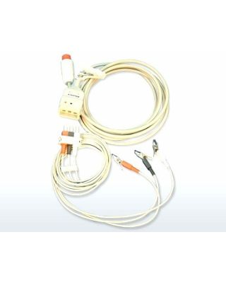 Bionet Alligator Type 3 Lead ECG Cable