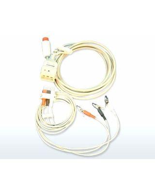 Bionet Alligator Type 3 Lead ECG Cable
