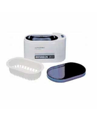 Branson Ultrasonic 0.4 Liter Jewelry & Optical Cleaner, Model B200, 100-951-010