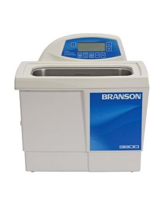 Branson CPX3800H Ultrasonic Cleaner Digital Timer, Heat, Degas, & Temp Monitor, 1-1/2 Gallon, CPX-952-318R