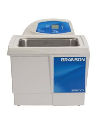 Branson CPX5800 Ultrasonic Cleaner Digital Timer, 2-1/2 Gallon, CPX-952-519R