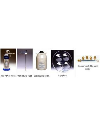 Brymill Cryogenic System Package for Family Practice,BRY-1000