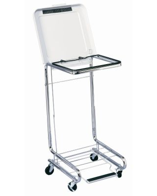 Brewer Square Tilt-Top Hamper,BRE-11410