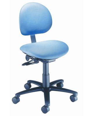 Brewer Ergonomic Task Chair, Height adjustment 18 inch -25 inch , BRE-21435B