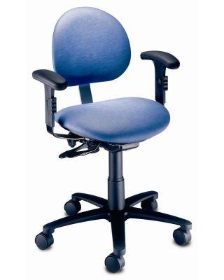 Brewer Ergonomic Task Chair Height adjustment 18 inch -25 inch BRE-21435BA