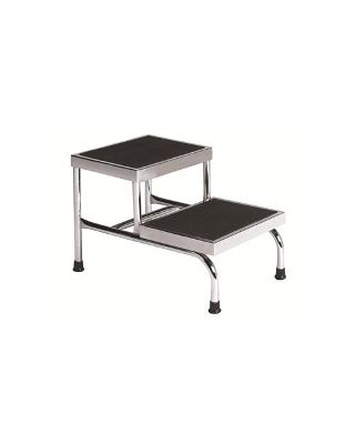 Brewer Heavy-duty,Two-Step Step Stool, 600# capacity, BRE-31200