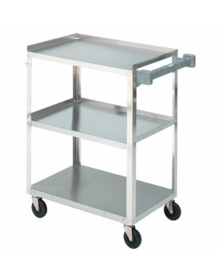 Brewer Stainless Steel Utility Cart,BRE-63500