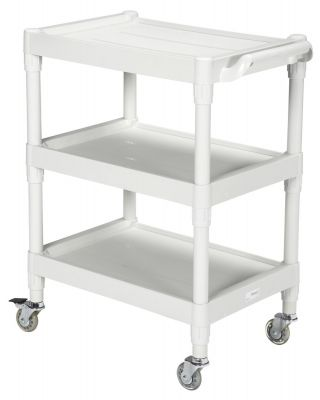 Brewer Plastic Utility Cart,BRE-63530