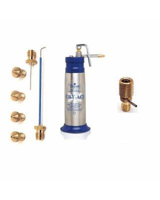 Brymill B800 Liquid Nitrogen Sprayer Cry-Ac-3 w/ Back Vent Adapter