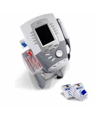 Chattanooga Intelect Legend XT 4 Channel Electrotherapy,2786-2 w/ 25 Patient Data Card