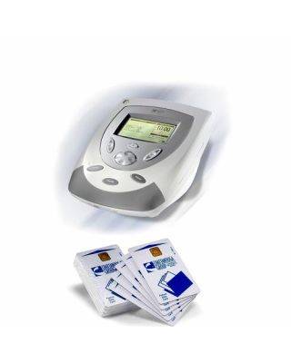 Chattanooga Intelect Transport 2 Channel Electrotherapy,2783-2 w/ 25 Patient Data Card