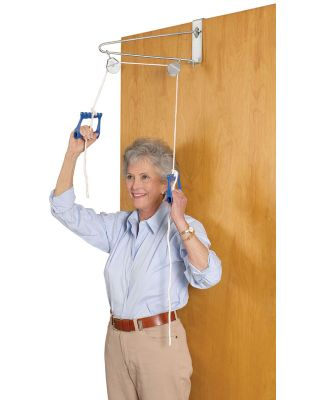 Chattanooga Overdoor Exercise Pulley Kit,4396