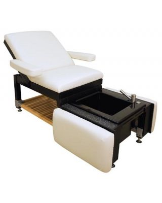 Clodagh Libra Spa Table from Oakworks w/Sanijet Pipeless Hydrotherapy System