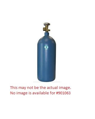 E Cylinder for CO2 from Wallach Surgical(Unfilled), 901063