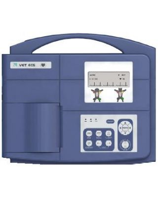 Edan 3 Channel Veterinary ECG Unit,VE-300