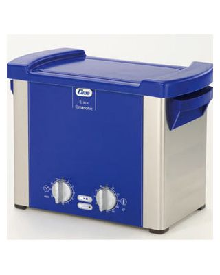 Elma Ultrasonic Cleaner - Elmasonic E Ultrasonic Bath E100H,1007163