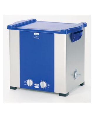 Elma Ultrasonic Cleaner - Elmasonic E Ultrasonic Bath E120H,1007164