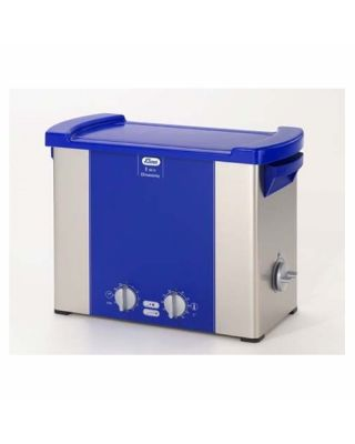 Elma Ultrasonic Cleaner - Elmasonic E Ultrasonic Bath E60H,1007161