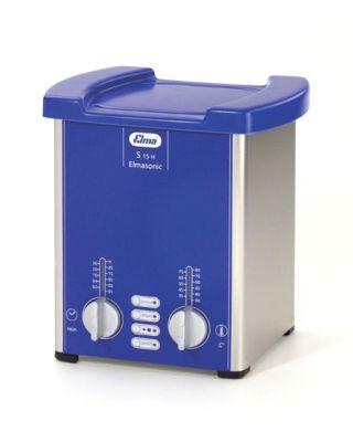 Elma Ultrasonic Cleaner - Elmasonic S Ultrasonic Bath S15H,1007139