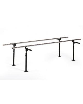 Hausmann Models 1340 Floor Mounted Parallel Bars