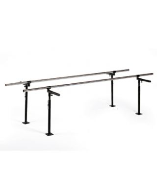 Hausmann Models 1342 Floor Mounted Parallel Bars