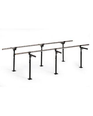 Hausmann Model 1388 Floor Mounted Bariatric Parallel Bars
