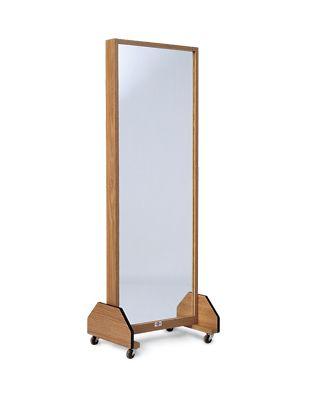 Hausmann Model 1671 Portable Single Mirror