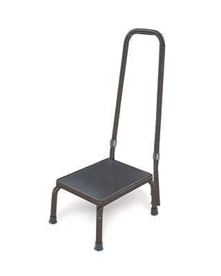 Hausmann Model 2030 Foot Stools with Safety Handrail