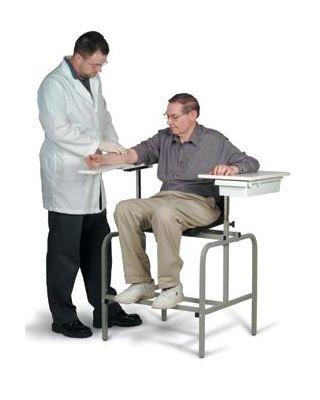"Hausmann Model 2192 ""Back-Saver"" Tall Blood Chair (not shown)"