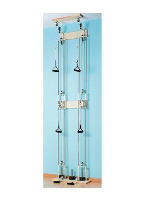 Hausmann Model 2631 Triplex Pulley Weights