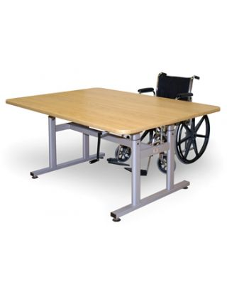 Hausmann Models 4324 Crank Hi-Lo Table