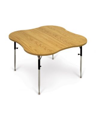 Hausmann Model 4334 4-Cutout Table