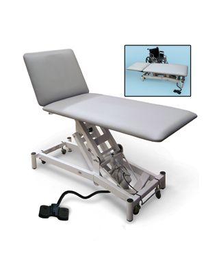 Hausmann Model 4710 All-Purpose Hi-Lo Treatment Table