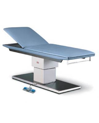 Hausmann Model 4756 Powermatic� Table with Gas-Spring Backrest