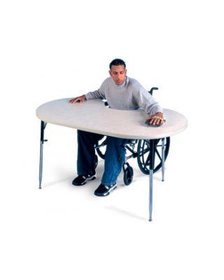 Hausmann Model 6642 Powder Board Table