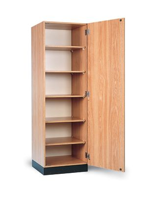 Hausmann Model 8154-346 Single Door Storage Cabinet