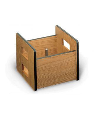 Hausmann Model 8913 �Stockroom Crate� Weight Box