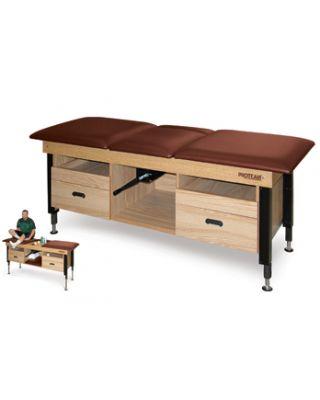 Hausmann Model A9062 Crank Hydraulic Taping/Treatment Table